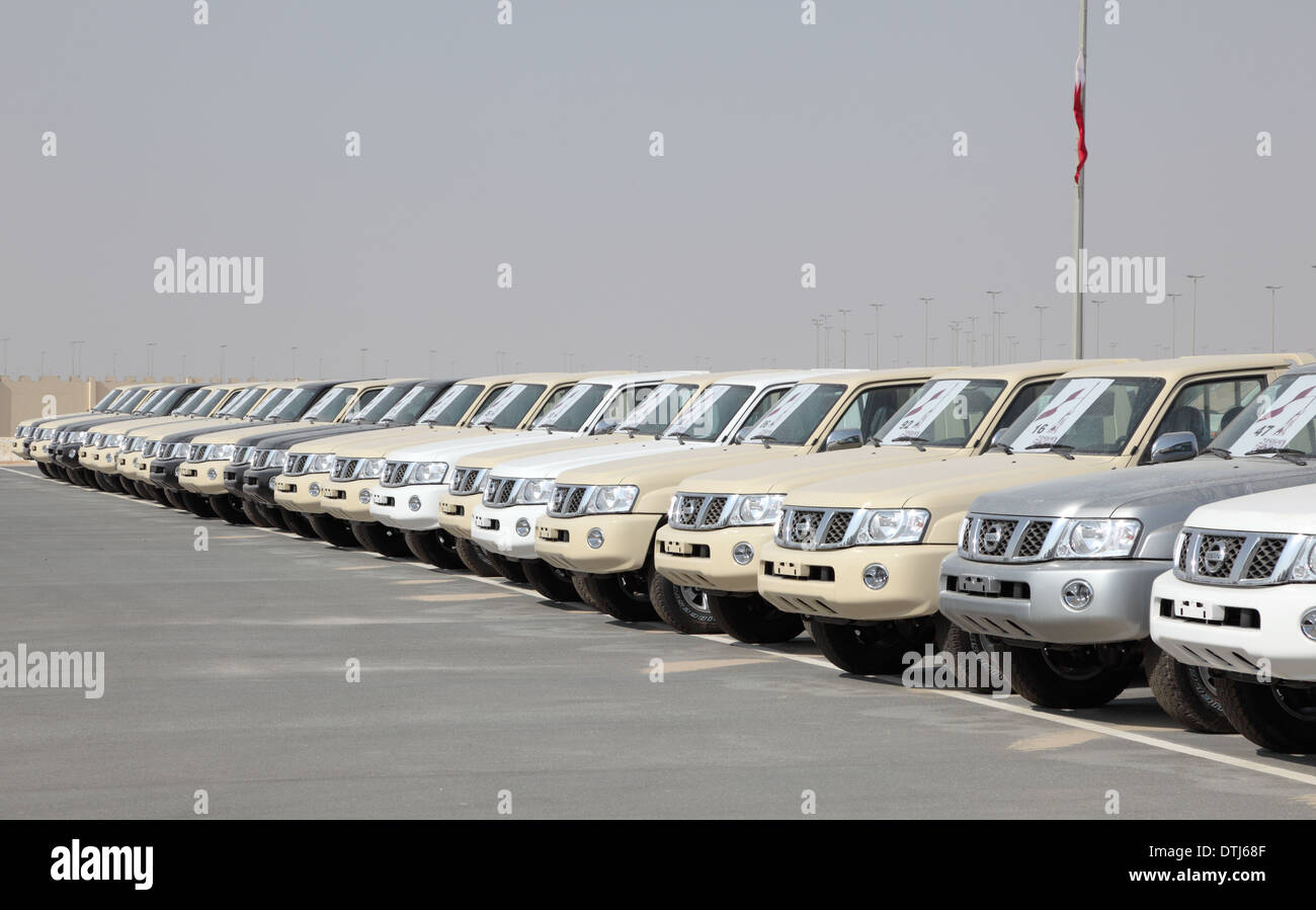 Nissan patrol stock photos nissan patrol stock images for Camel motors on park and ajo