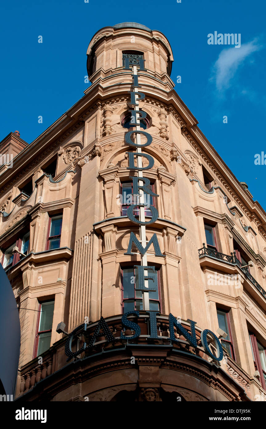 Hippodrome Casino, Leicester Square, London, Uk - Stock Image