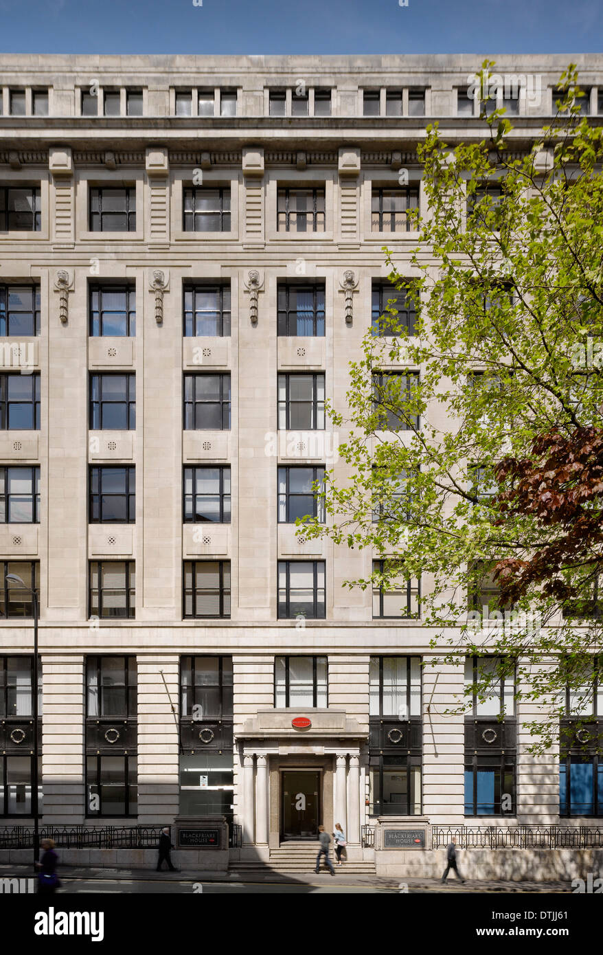 Blackfriars House, Manchester, Greater Manchester - Stock Image