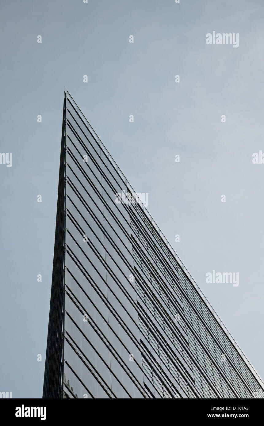 A beautiful facade. - Stock Image