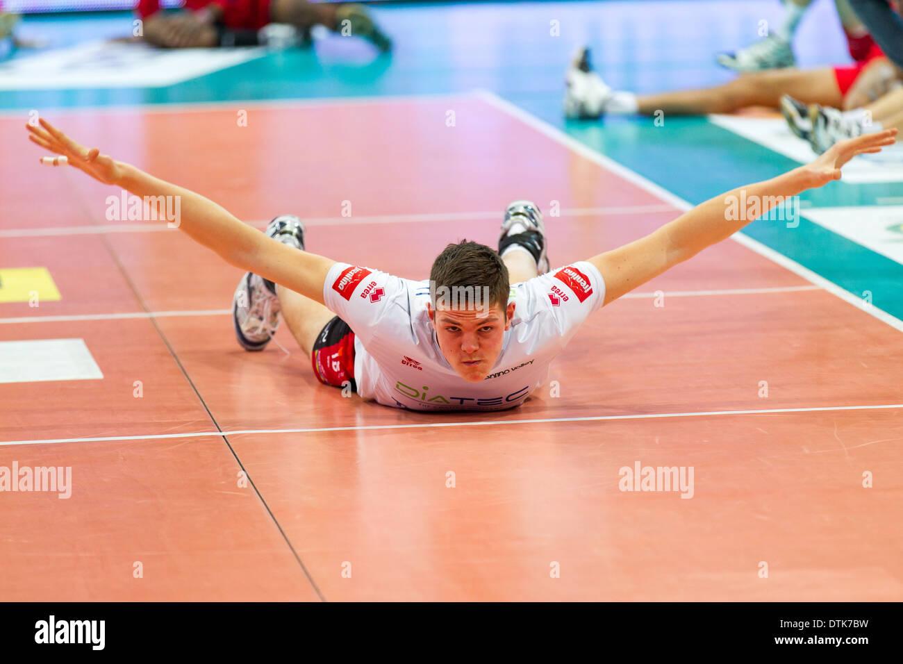 Campionato Serie A1 maschile - FIPAV - Stock Image