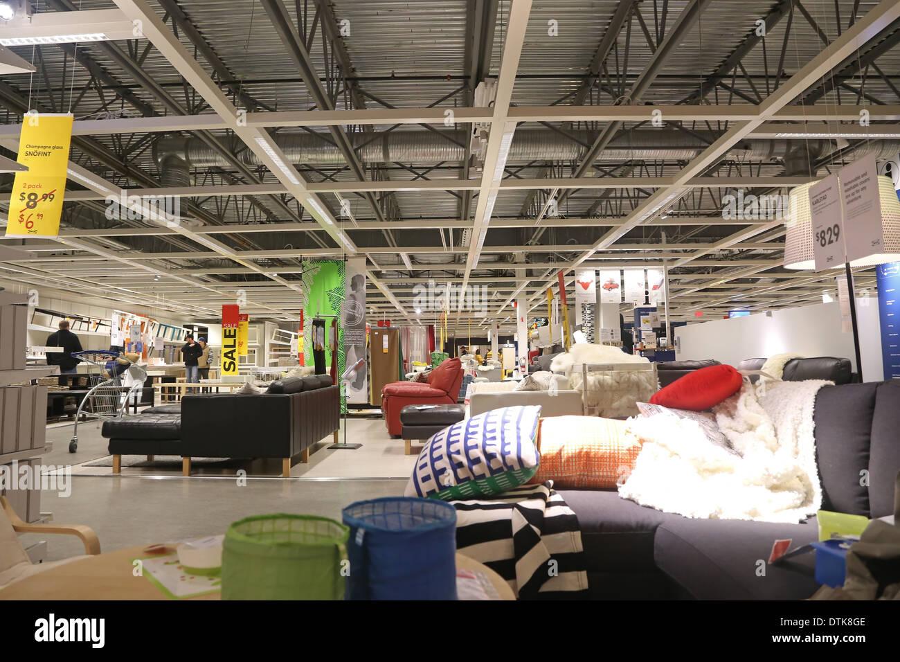 Ikea Showroom Stock Photos & Ikea Showroom Stock Images - Alamy