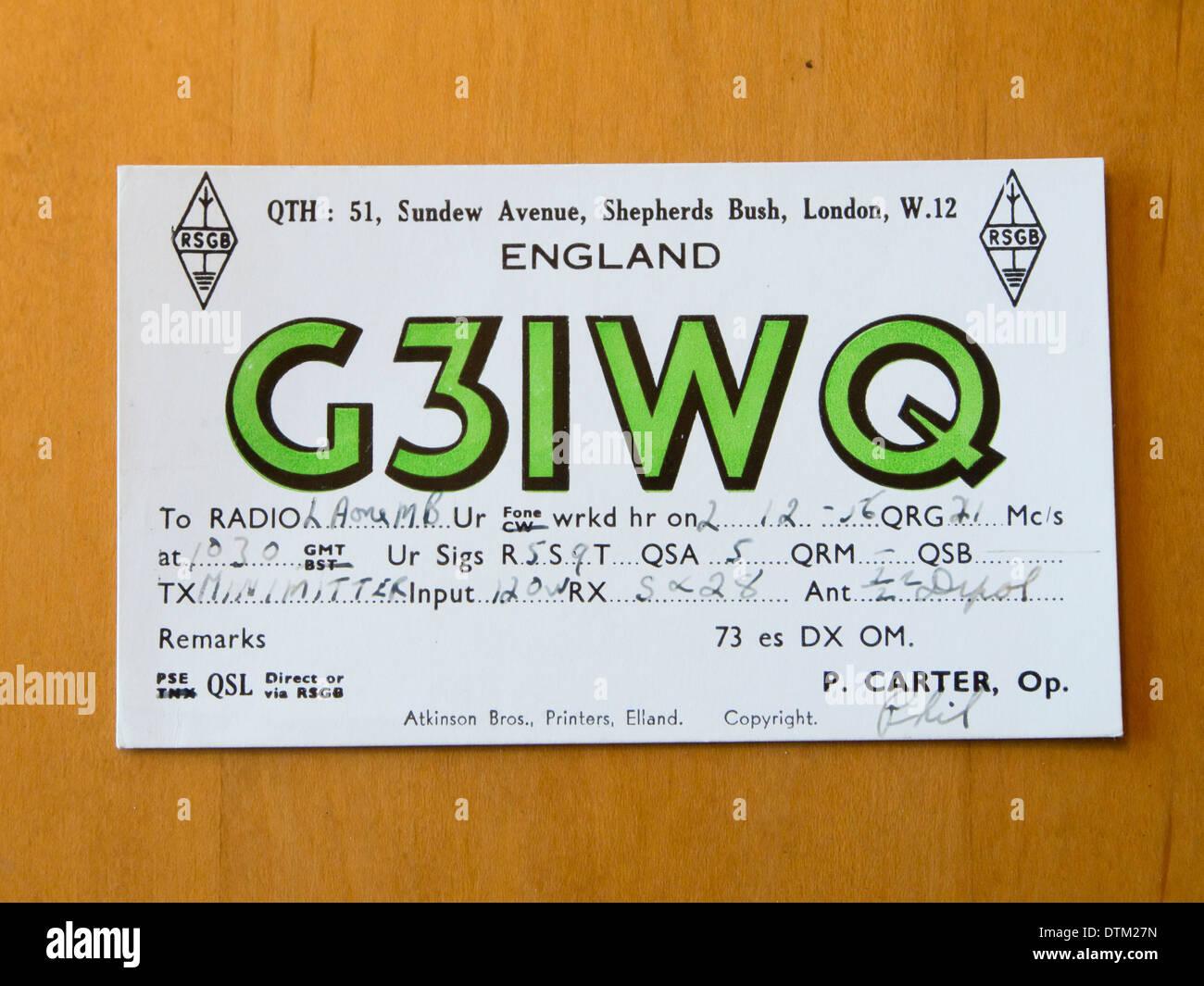 qsl card printing uk - Fashion.stellaconstance.co