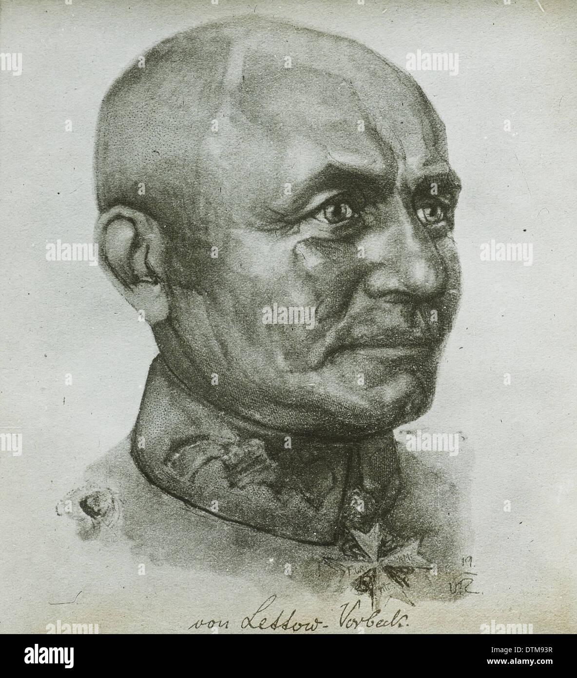 Von Lettow Vorbeck, ca. 1914-1924 (IMP-CSWC - Stock Image