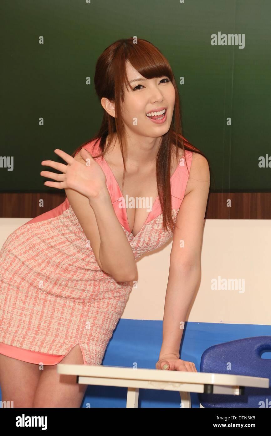 Japanese Av Actress Yui Hatano Participates In Tv