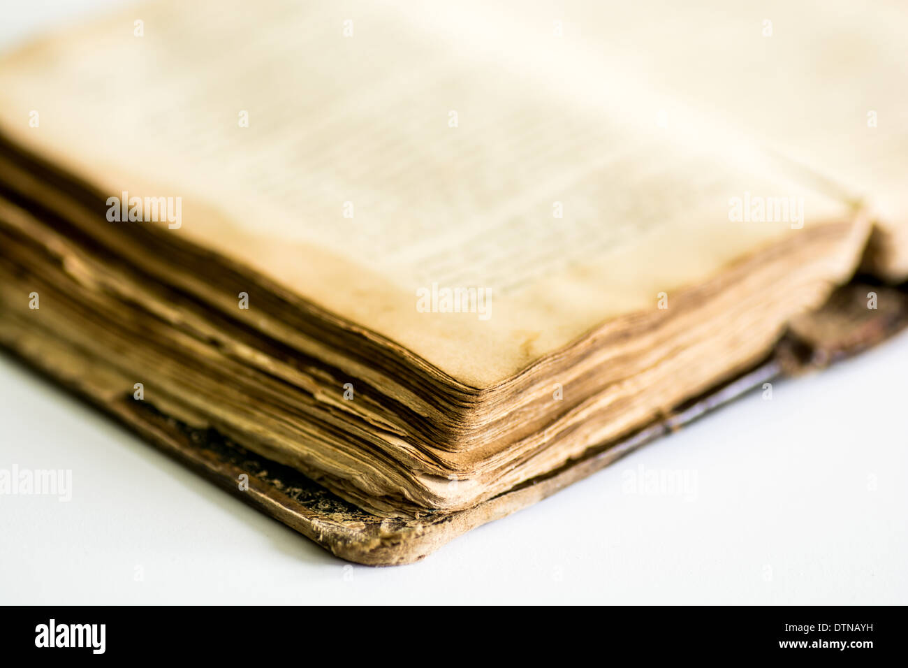 Book Cover Stock Art : Leather book cover stock photos