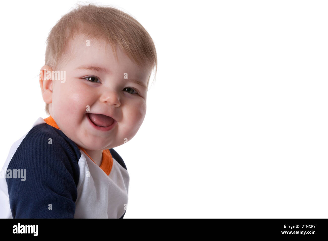 Chubby Baby White Background High Resolution Stock Photography And Images Alamy