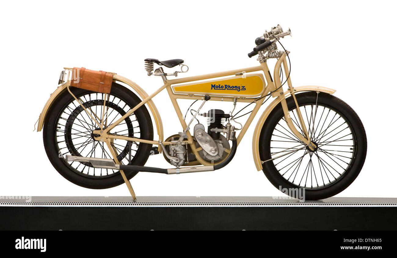 1926 Moto Rhony'x Two stroke Lightweight Stock Photo