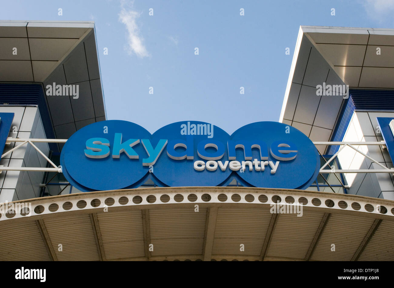 skydome coventry uk - Stock Image