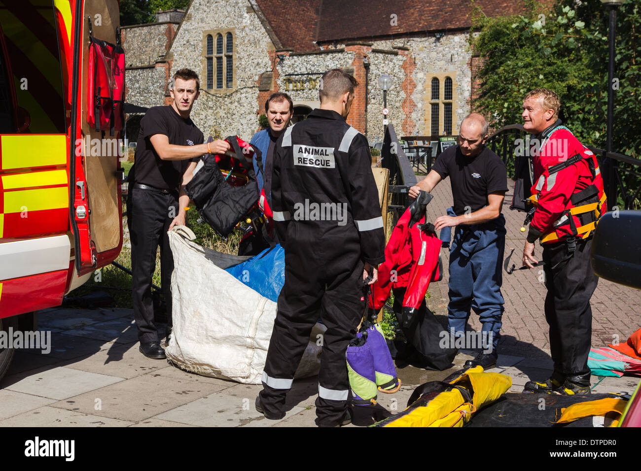 Wiltshire Fire And Rescue Service Stock Photos & Wiltshire Fire And