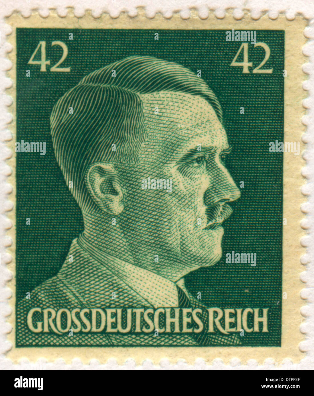 Images Of Stamped Concrete Patios: Adolf Hitler Stamp Stock Photos & Adolf Hitler Stamp Stock