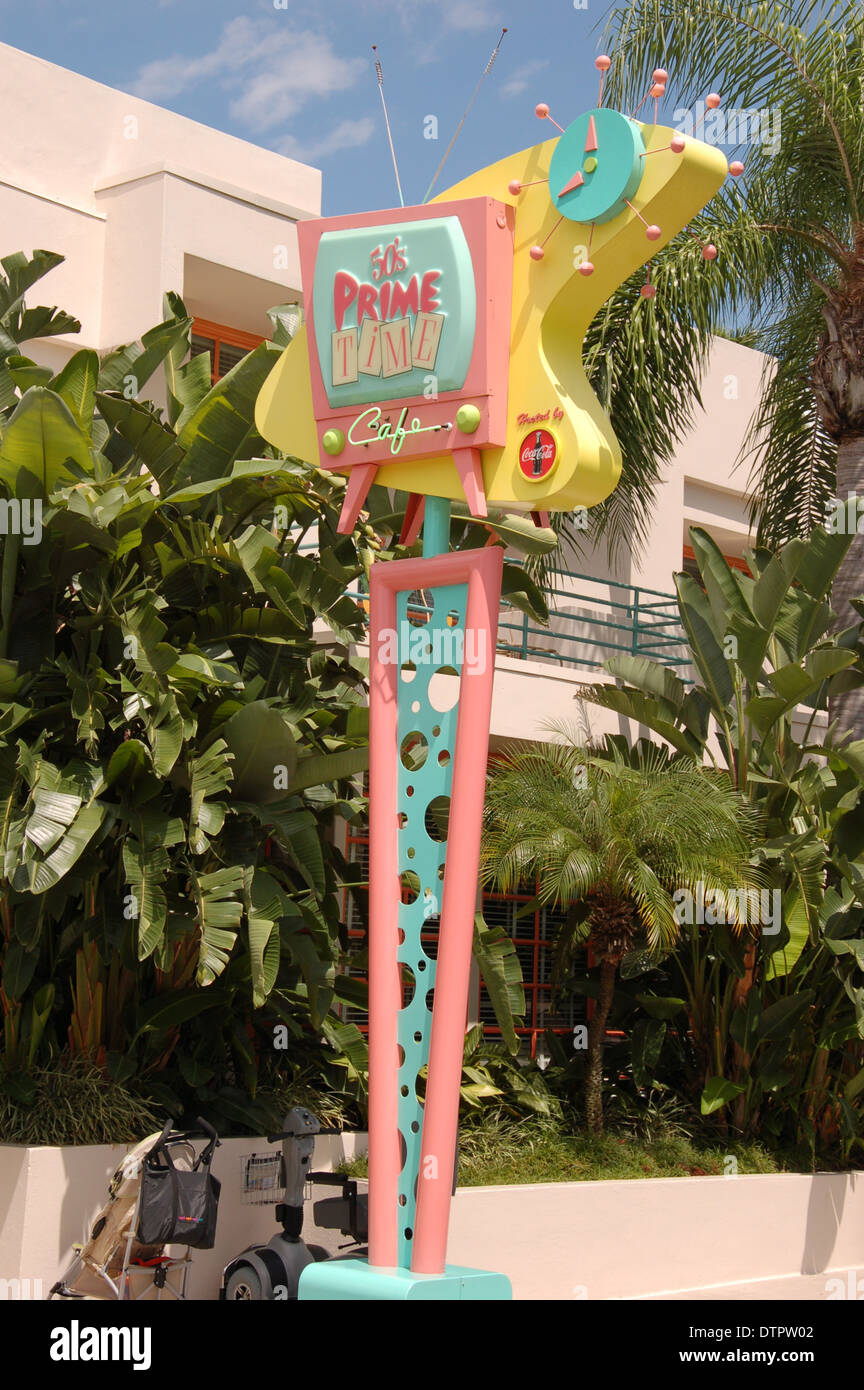Prime Time Cafe Disney House