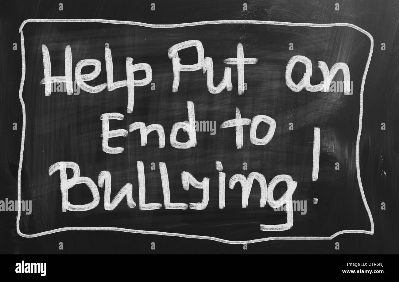 how to put a stop to bullying at work