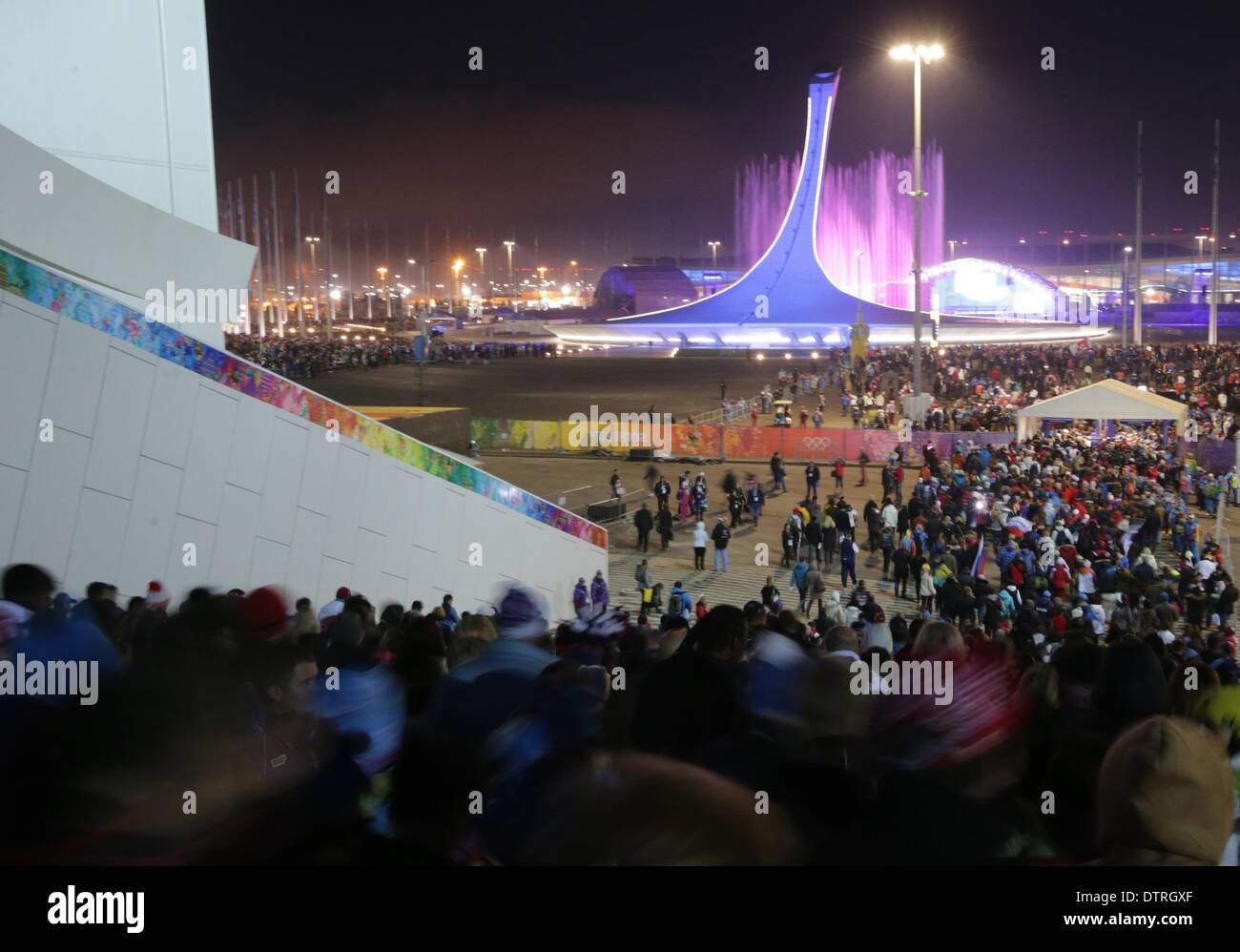 The spectators of the closing ceremony of the Olympics will show the Russian culture 23.02.2014 35