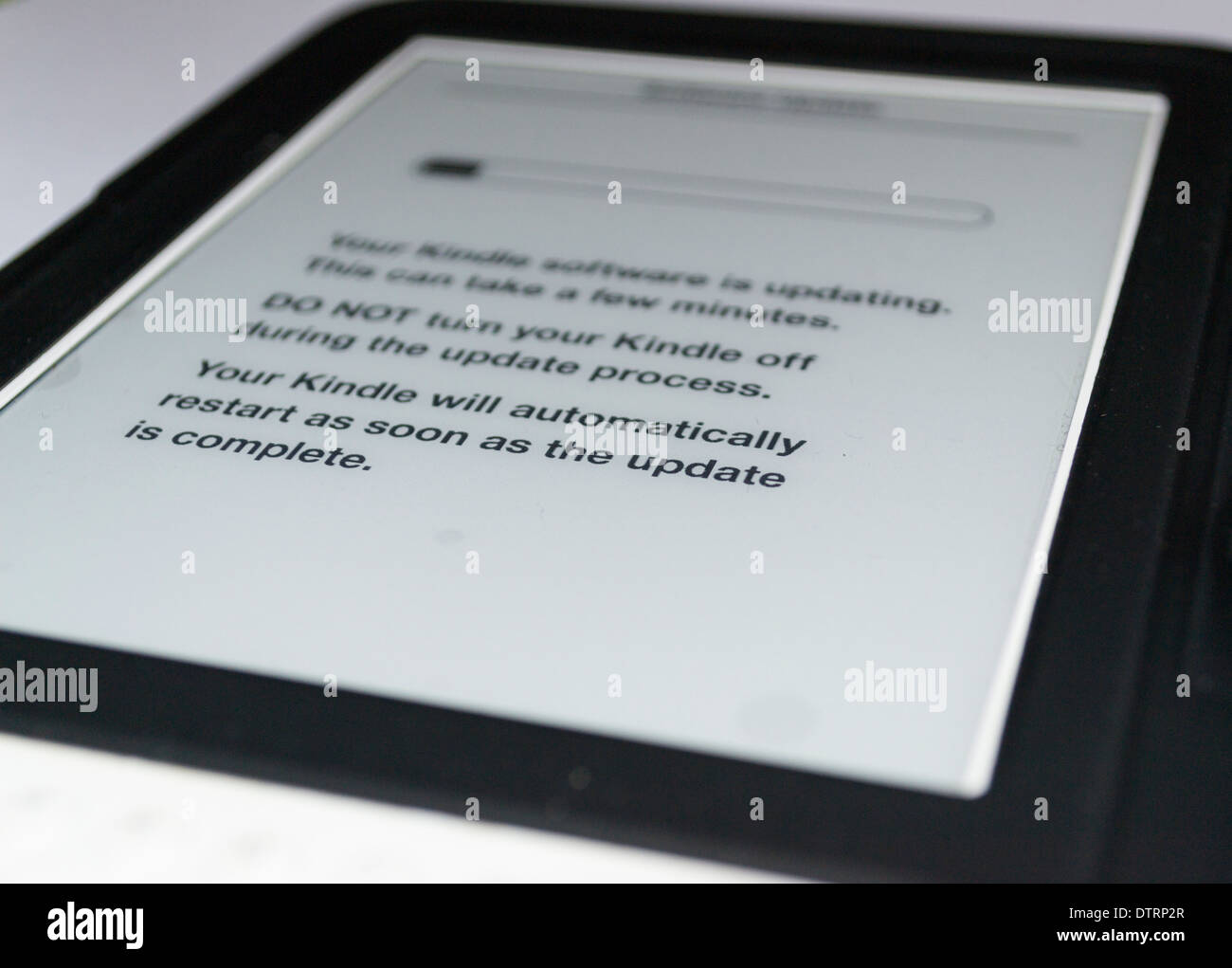 Kindle Keyboard 3 upgrade Stock Photo: 66905071 - Alamy