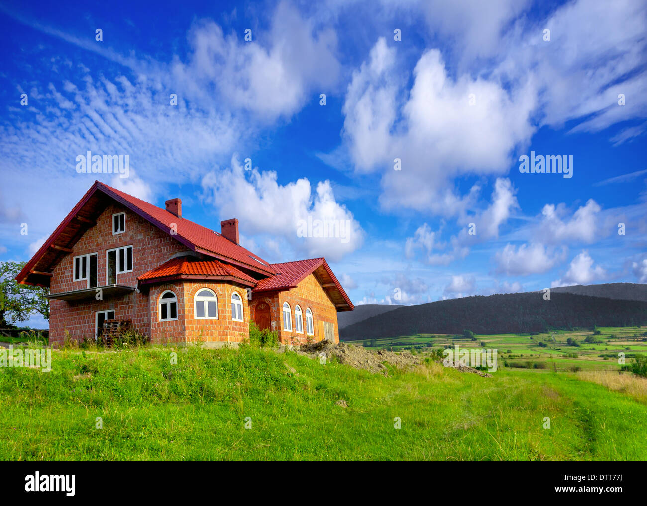 Life in paradise - Stock Image