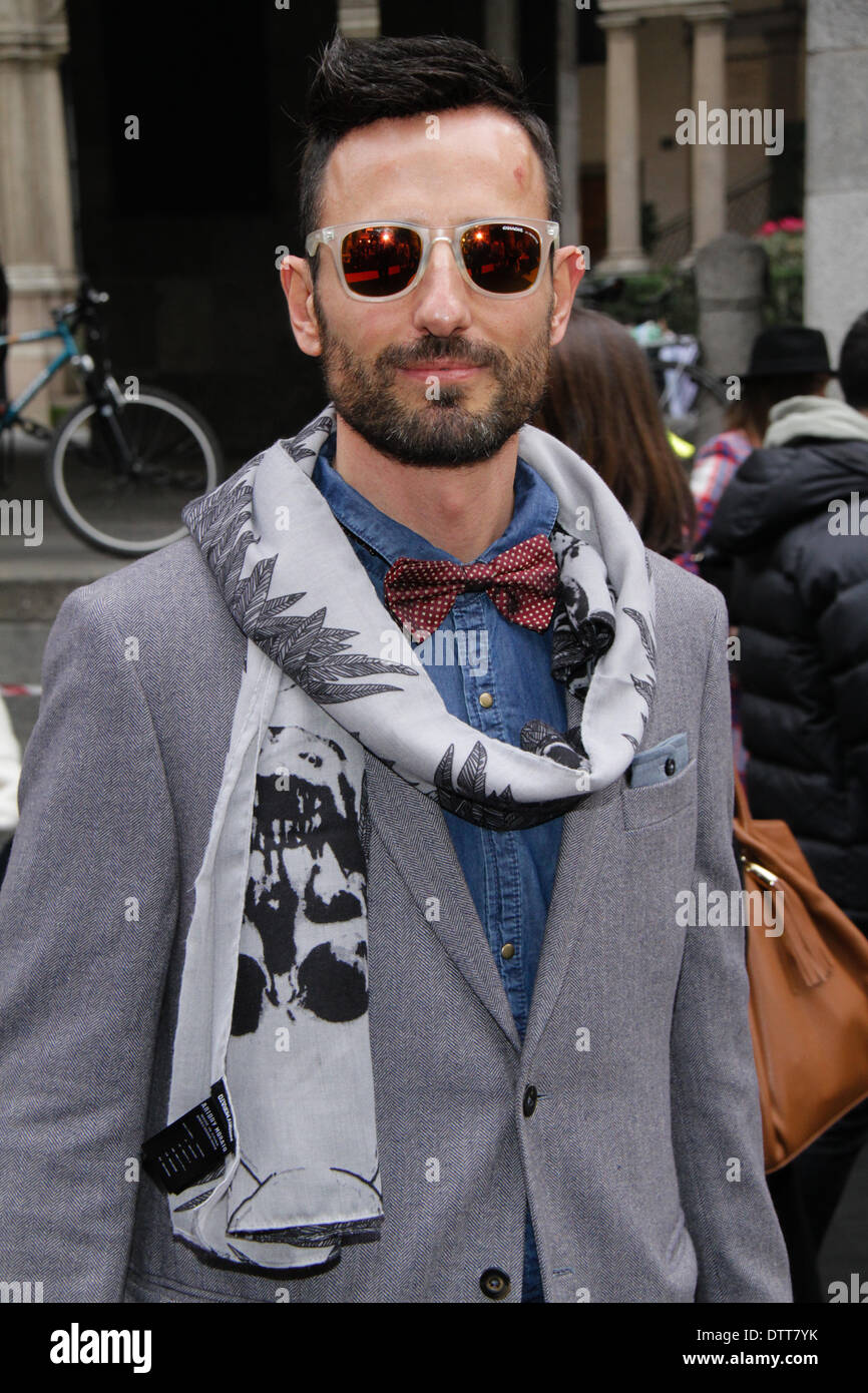 Menswear Milan Stock Photos & Menswear Milan Stock Images ...