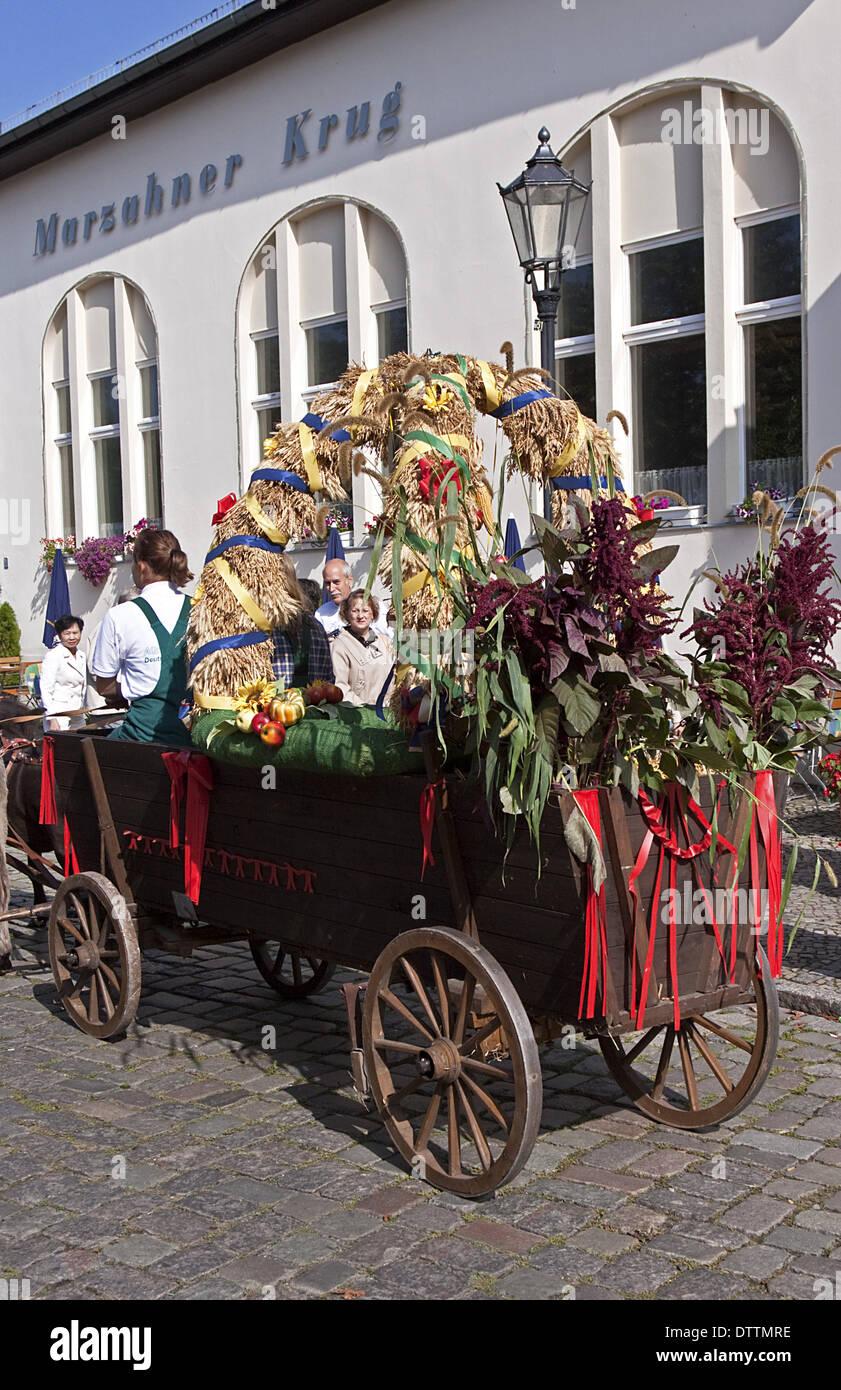 Harvest festival Stock Photo