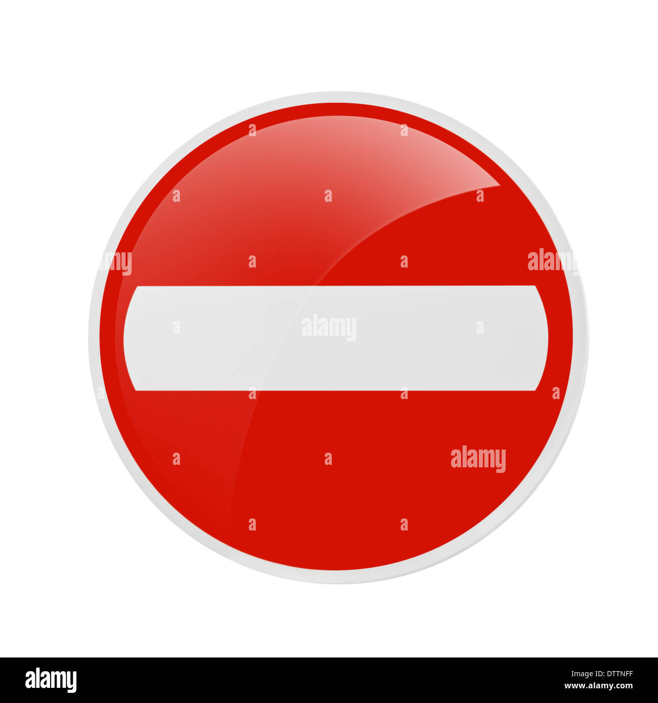 Traffic Sign - Stock Image