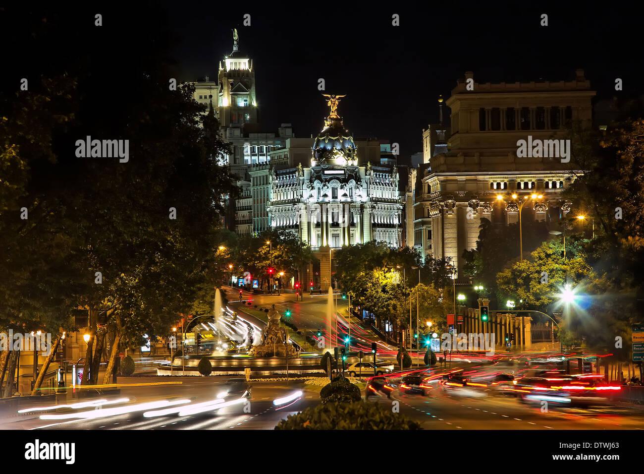 Madrid - Stock Image