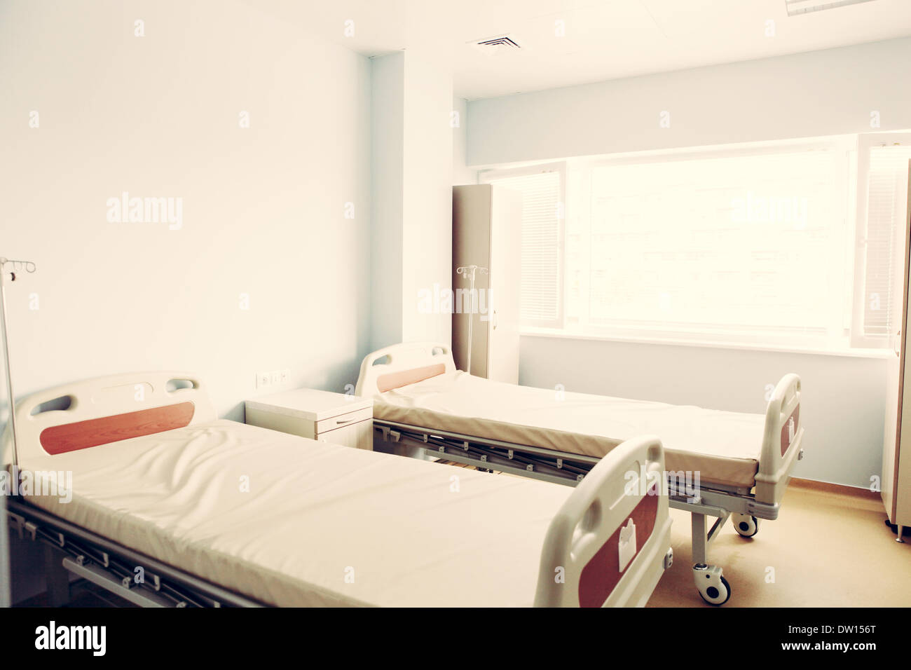 Hospital Interior Stock Photo: 67023568 - Alamy