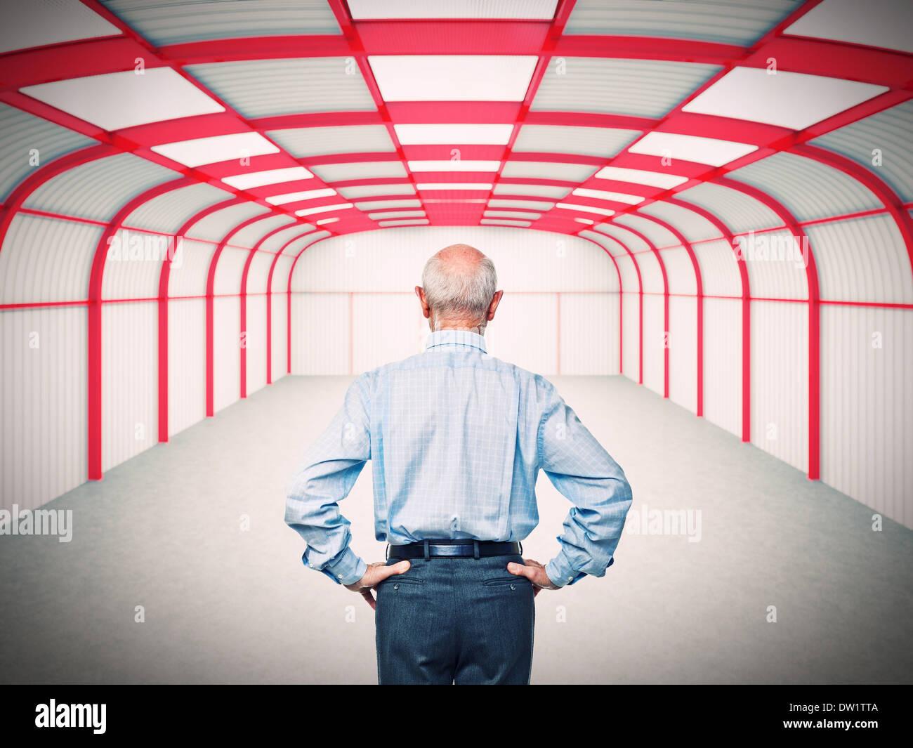 empty space - Stock Image