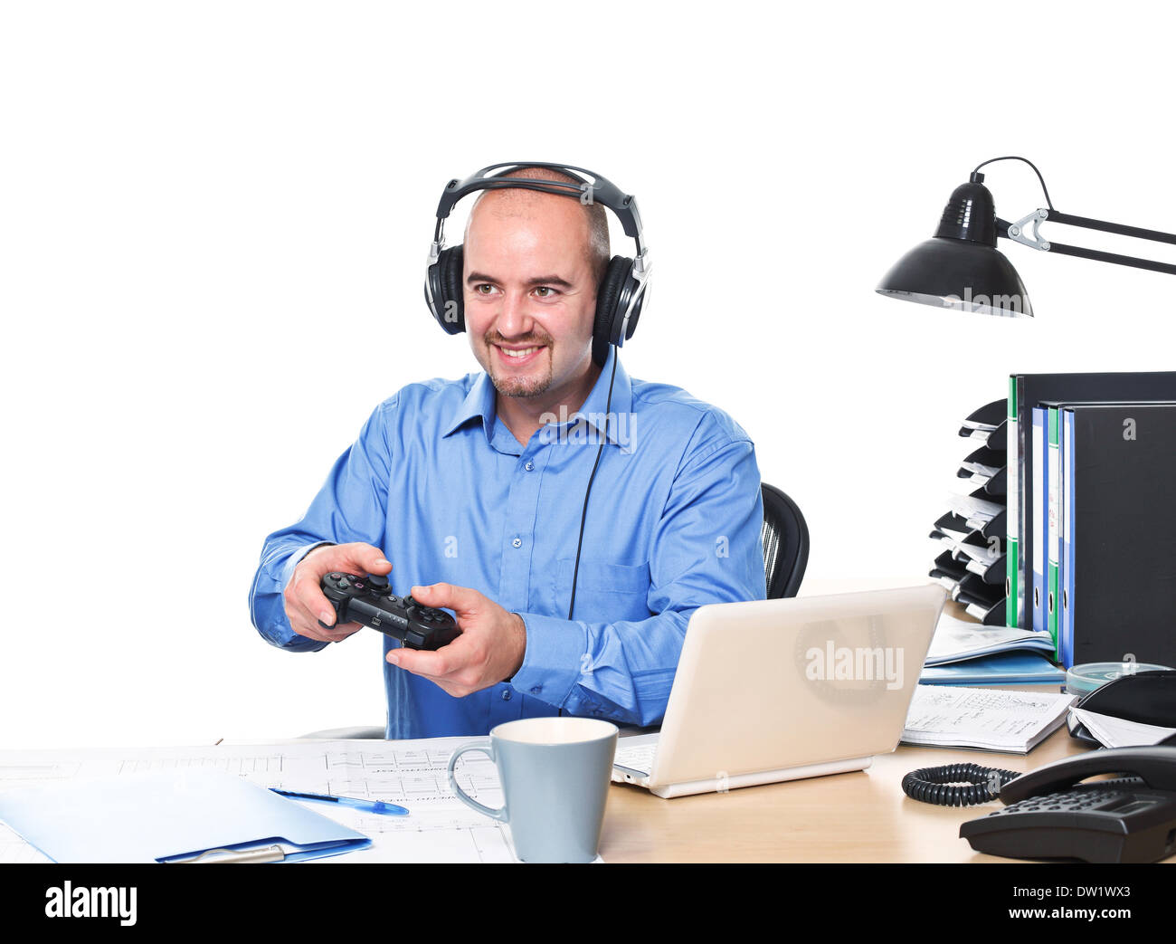 play at every time - Stock Image