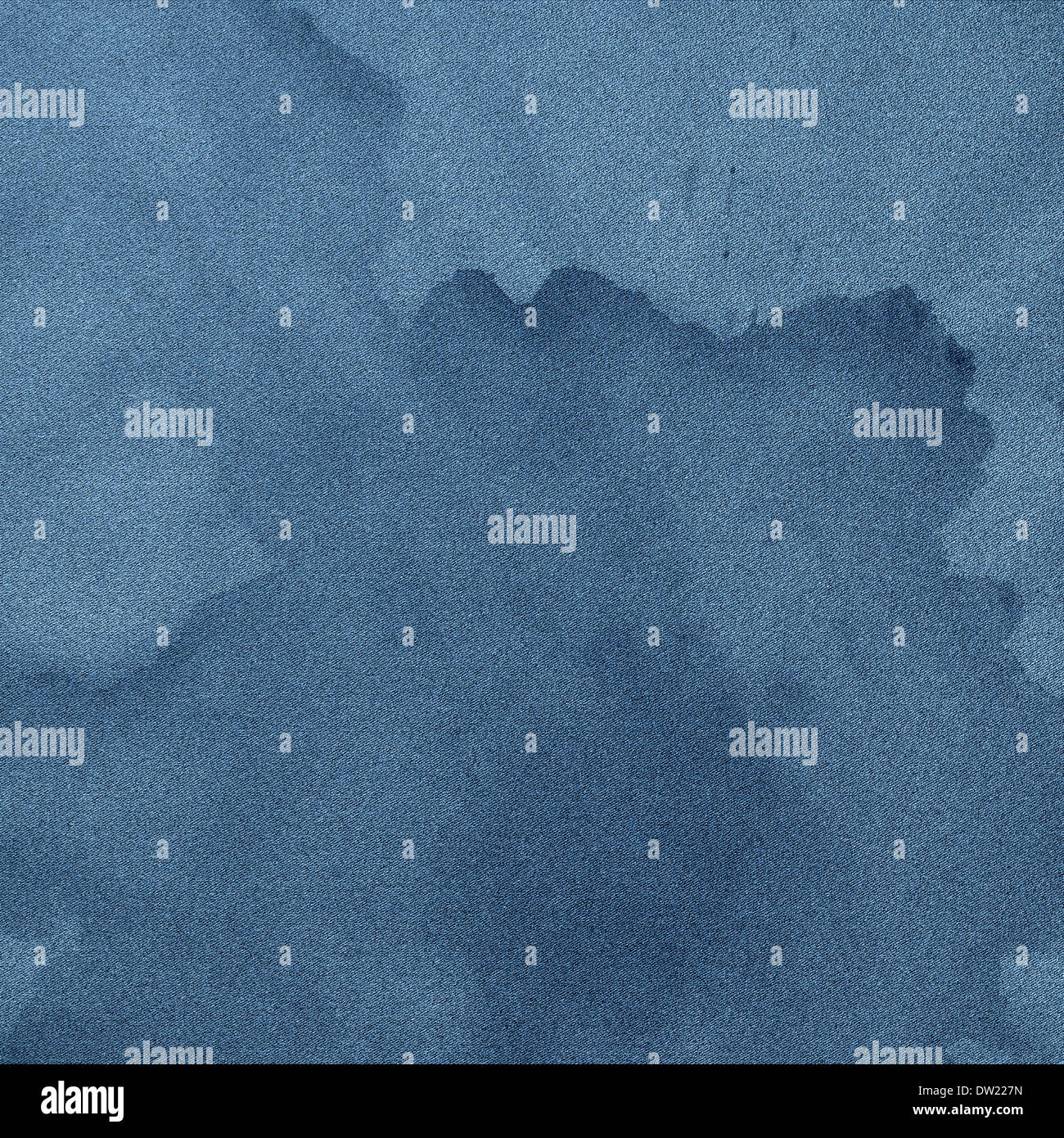 denim background - Stock Image