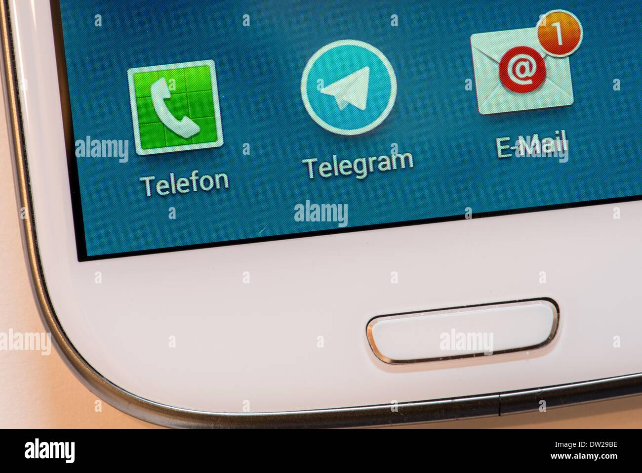 Telegram Germany Stock Photos & Telegram Germany Stock Images - Alamy