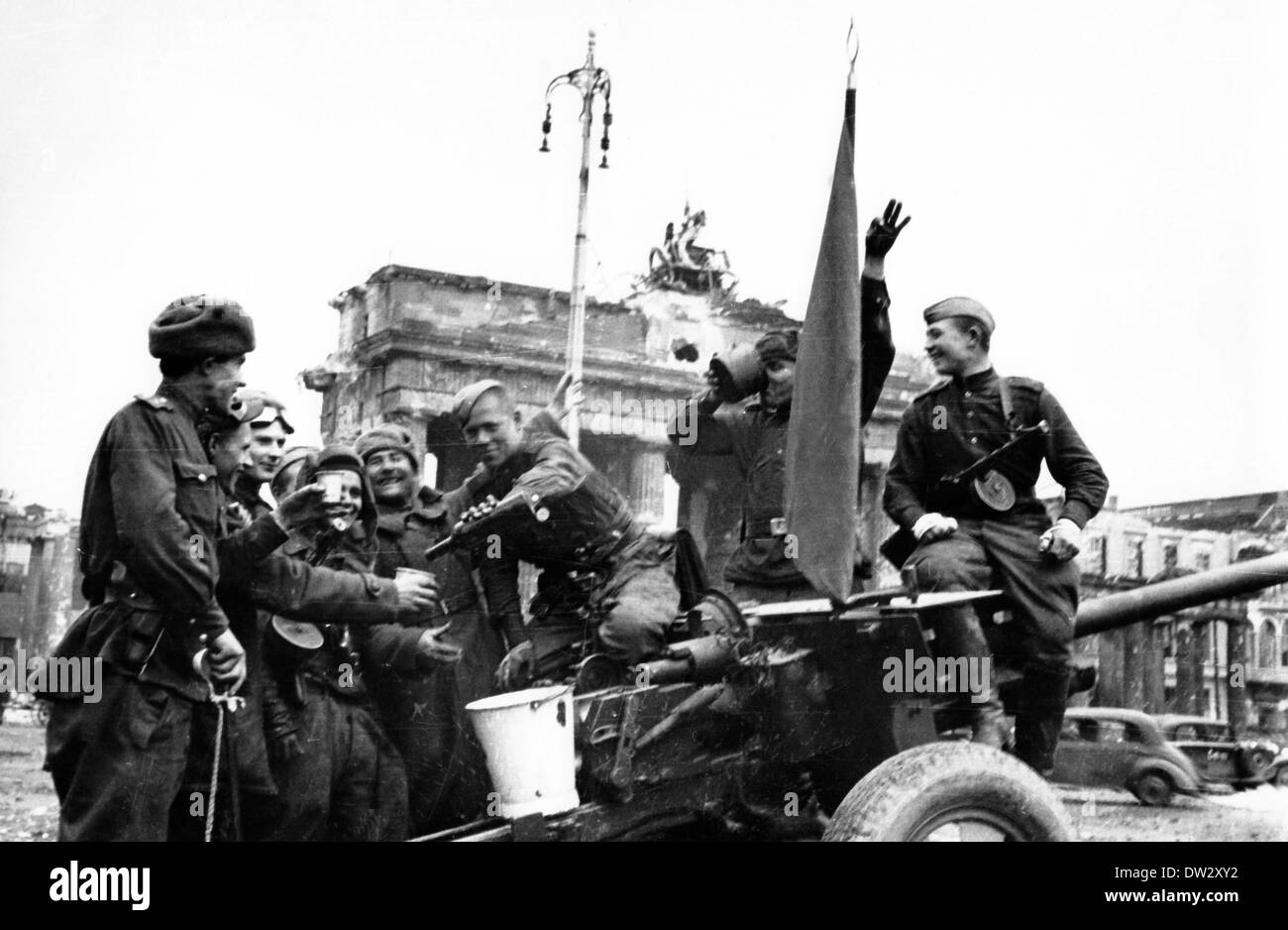 The main victories of the Red Army 50