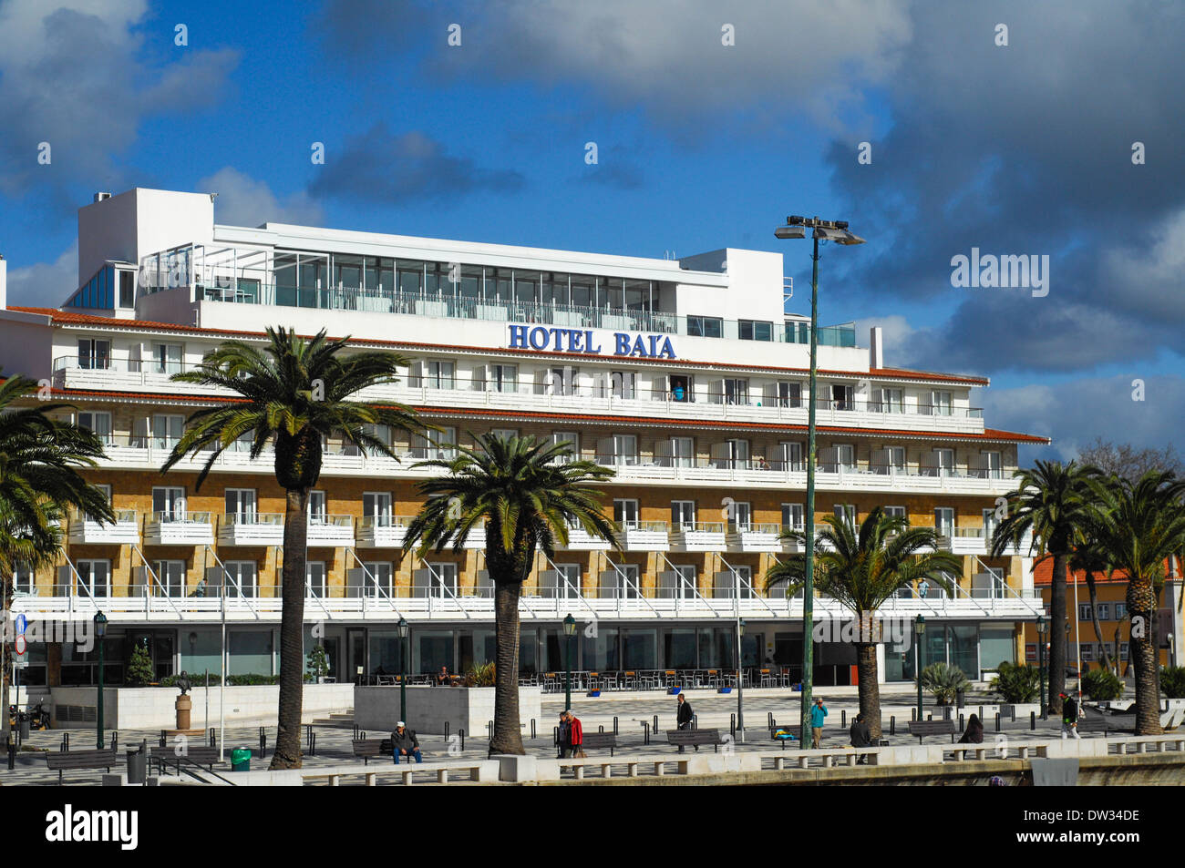 Hotel Baia Cascais : Hotel baia cascais portugal harbour stock photo: 67066874 alamy