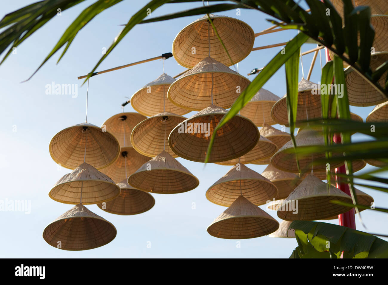 f9e1cf7f51d nón lá (Vietnamese or Chinese style) crafted conical hats originating in  East South Asia