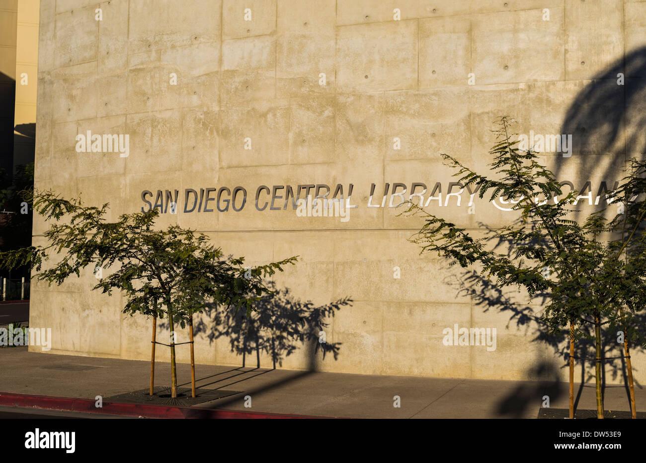 San Diego Central Library Stock Photos & San Diego Central Library ...