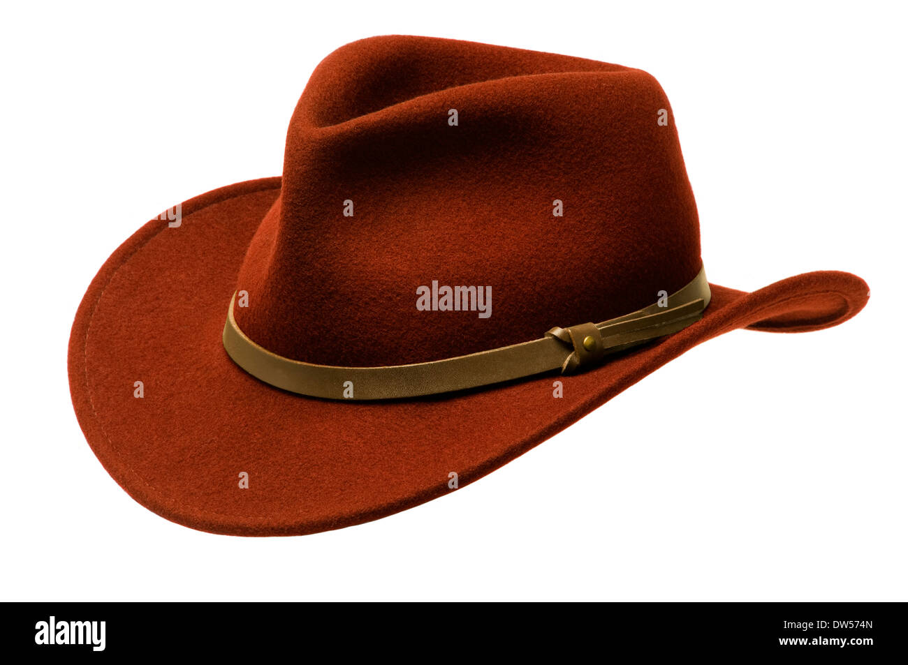 8a7240ec1 Brown Wide Brim Hat Stock Photos & Brown Wide Brim Hat Stock Images ...