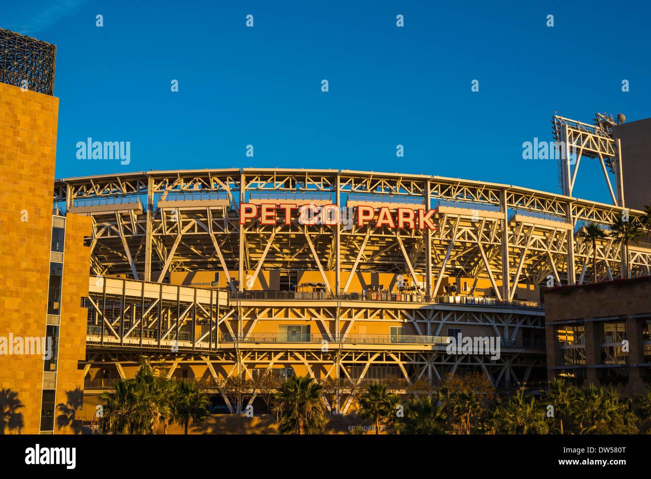 Petco Park. San Diego, California, United States. - Stock Image