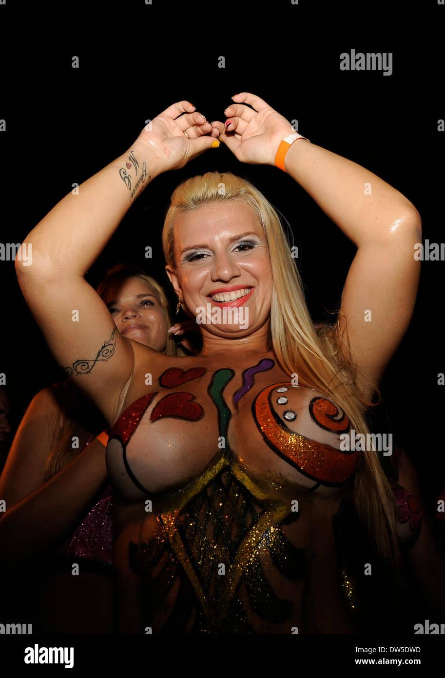 Melissa bishop nude