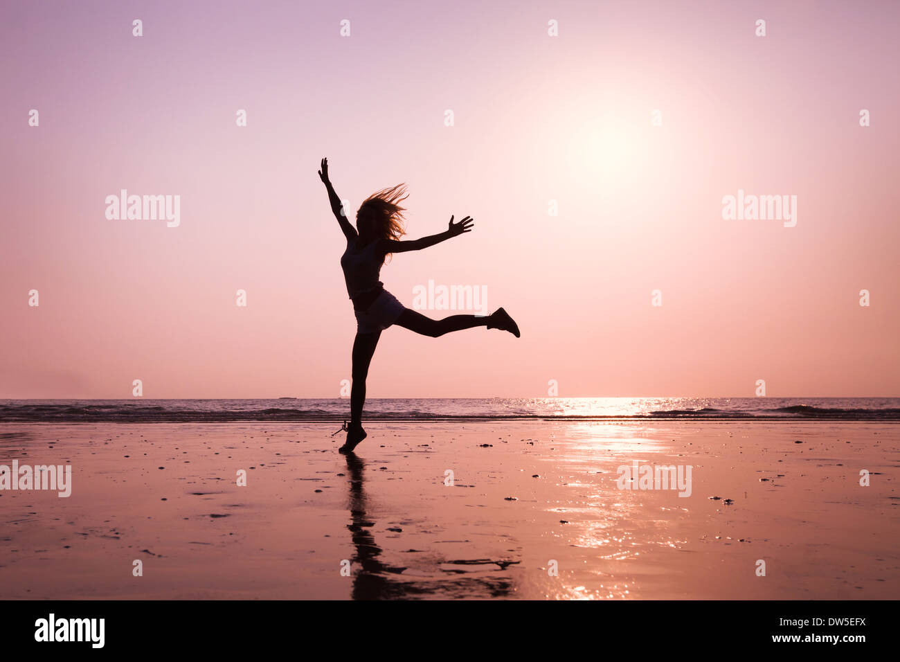 healthy lifestyle concept - Stock Image