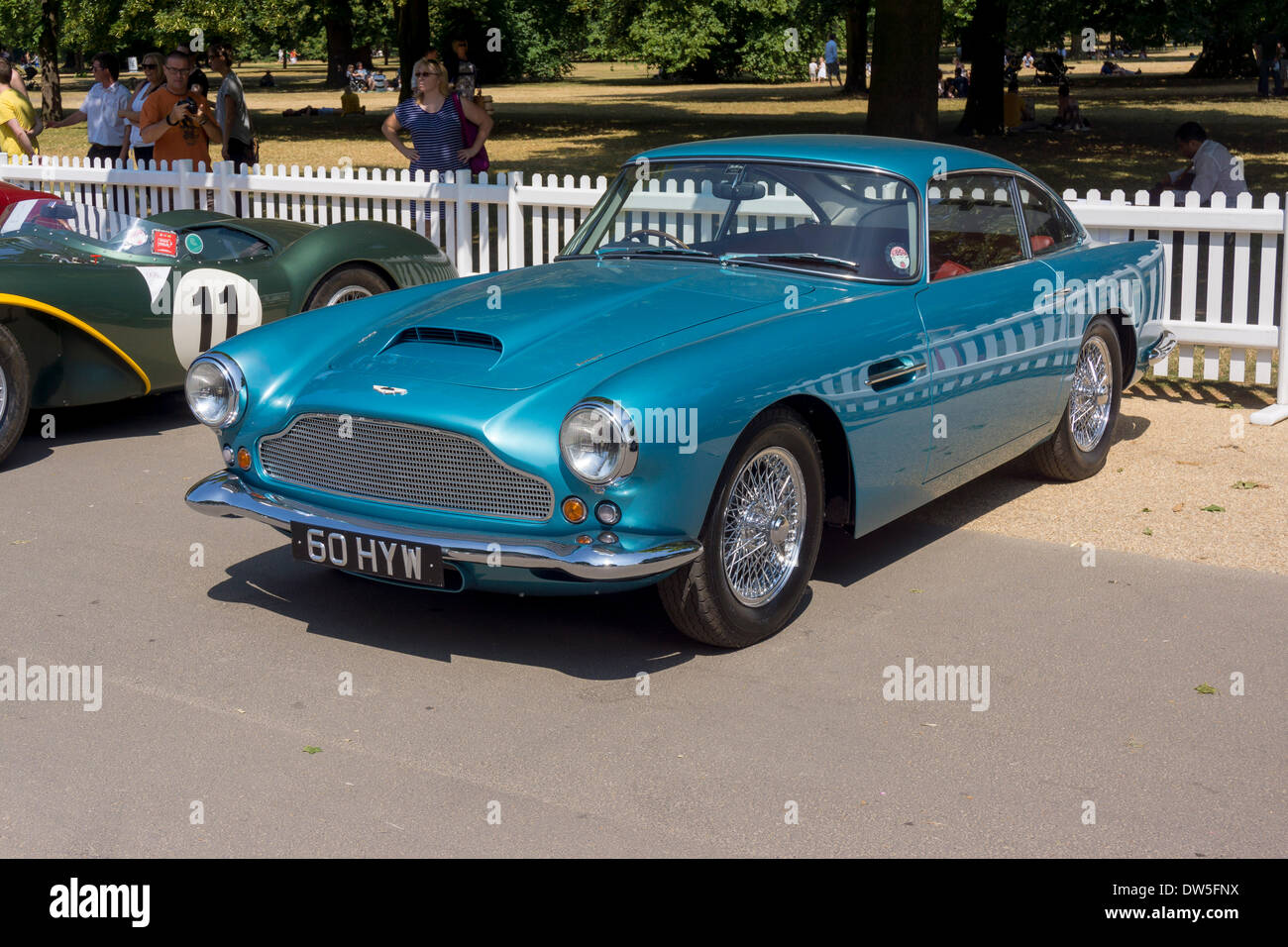 Aston Martin Db4 Series 1 1958 1960 Aston Martin Timeline Stock Photo Alamy