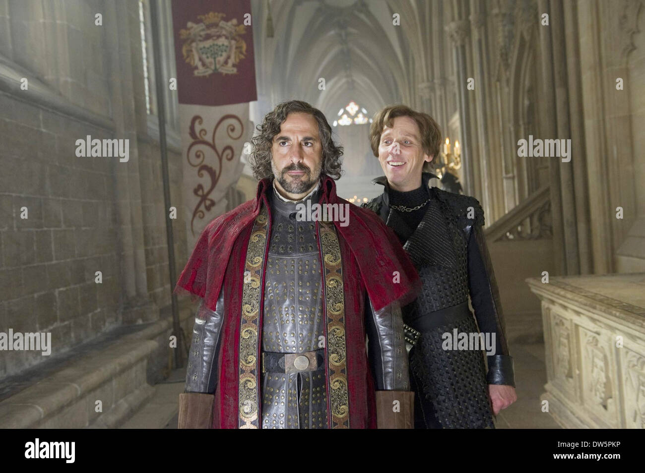 JACK THE GIANT SLAYER (2013) STANLEY TUCCI EWEN BREMNER BRYAN SINGER (DIR) MOVIESTORE COLLECTION LTD - Stock Image