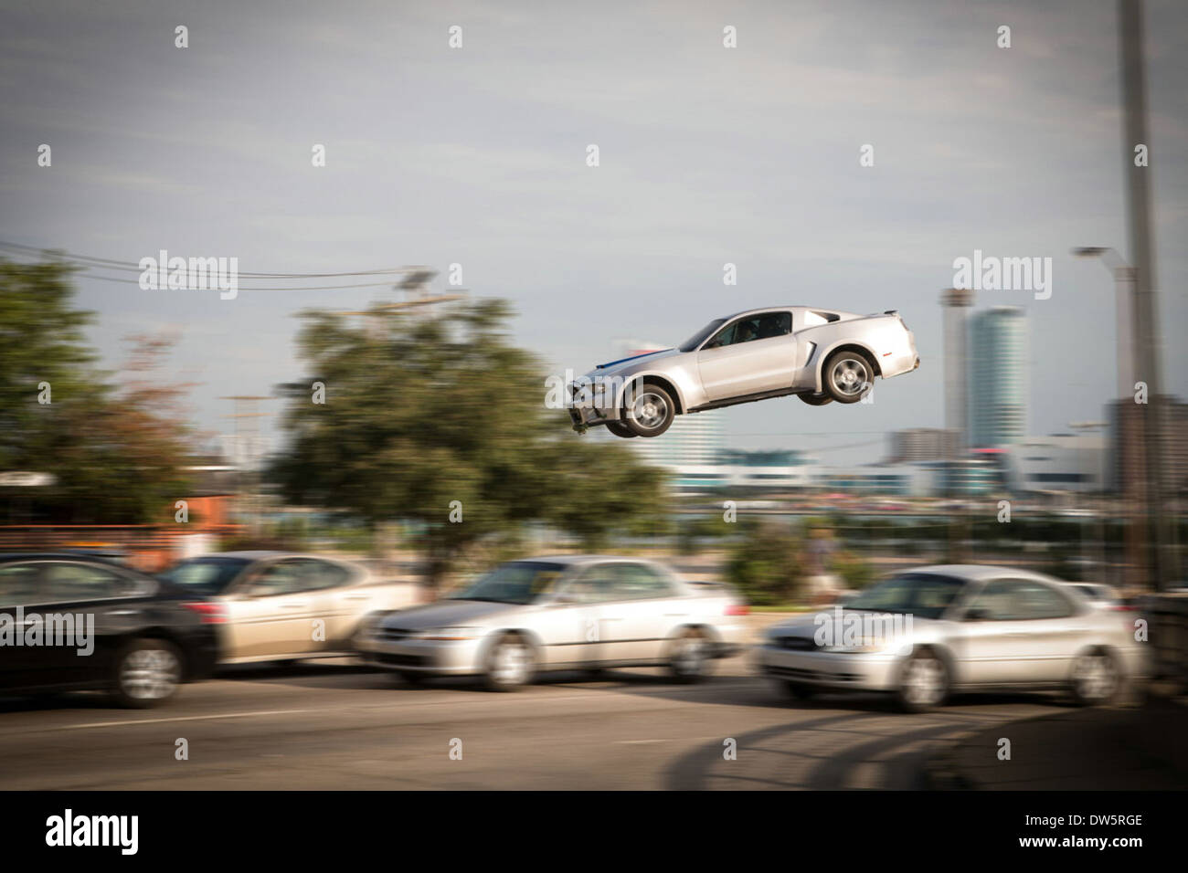NEED FOR SPEED (2014) SCOTT WAUGH (DIR) MOVIESTORE COLLECTION LTD - Stock Image