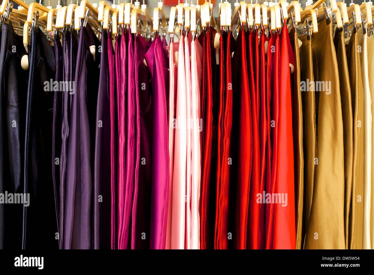Colors clothing store