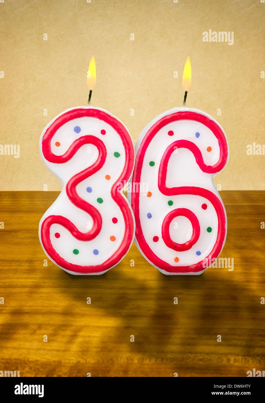 Днем рождения, 36 лет день рождения картинки
