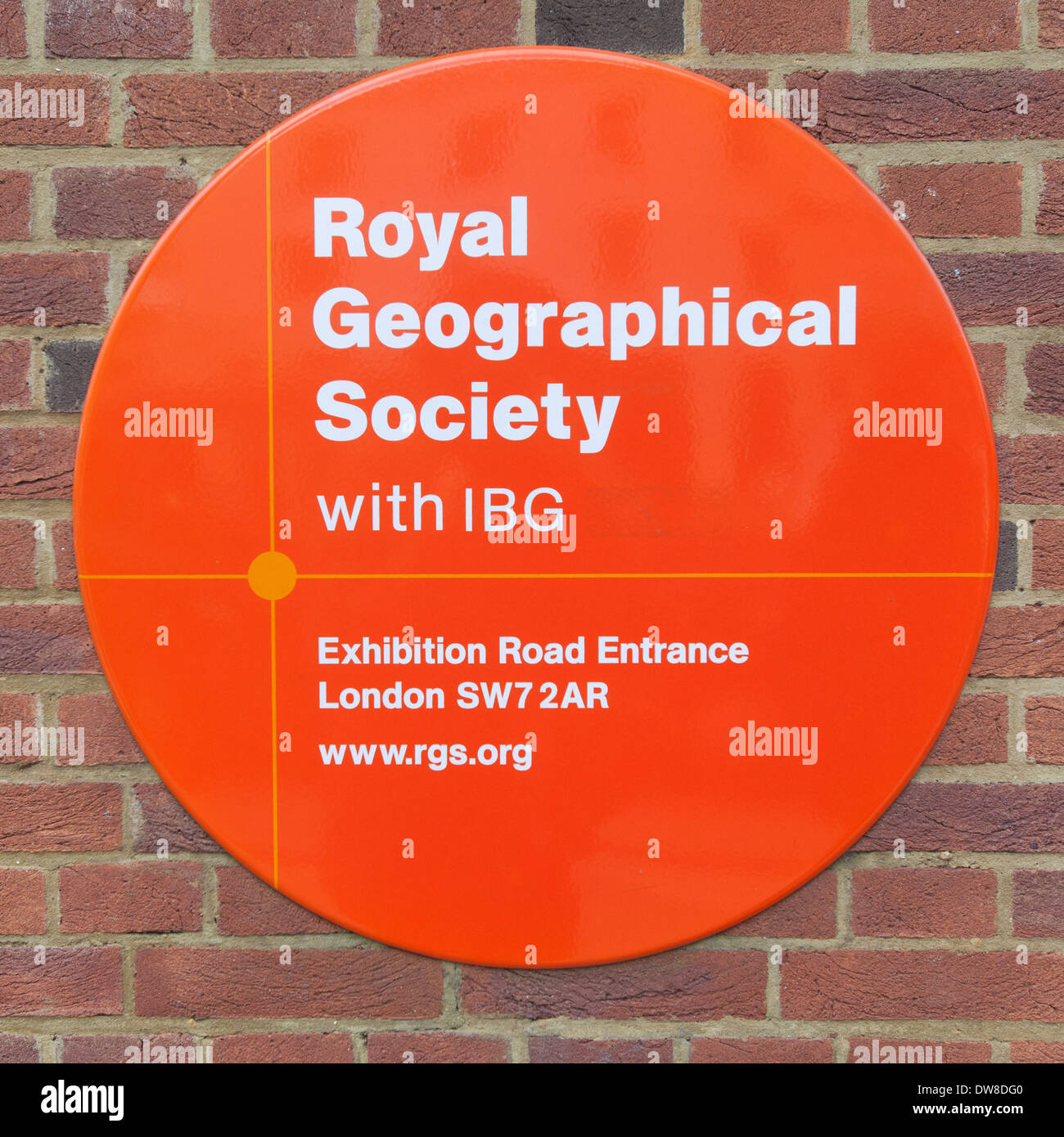 Royal Geographic Society, Exhibition Road, Kensington, London, England, U.K - Stock Image