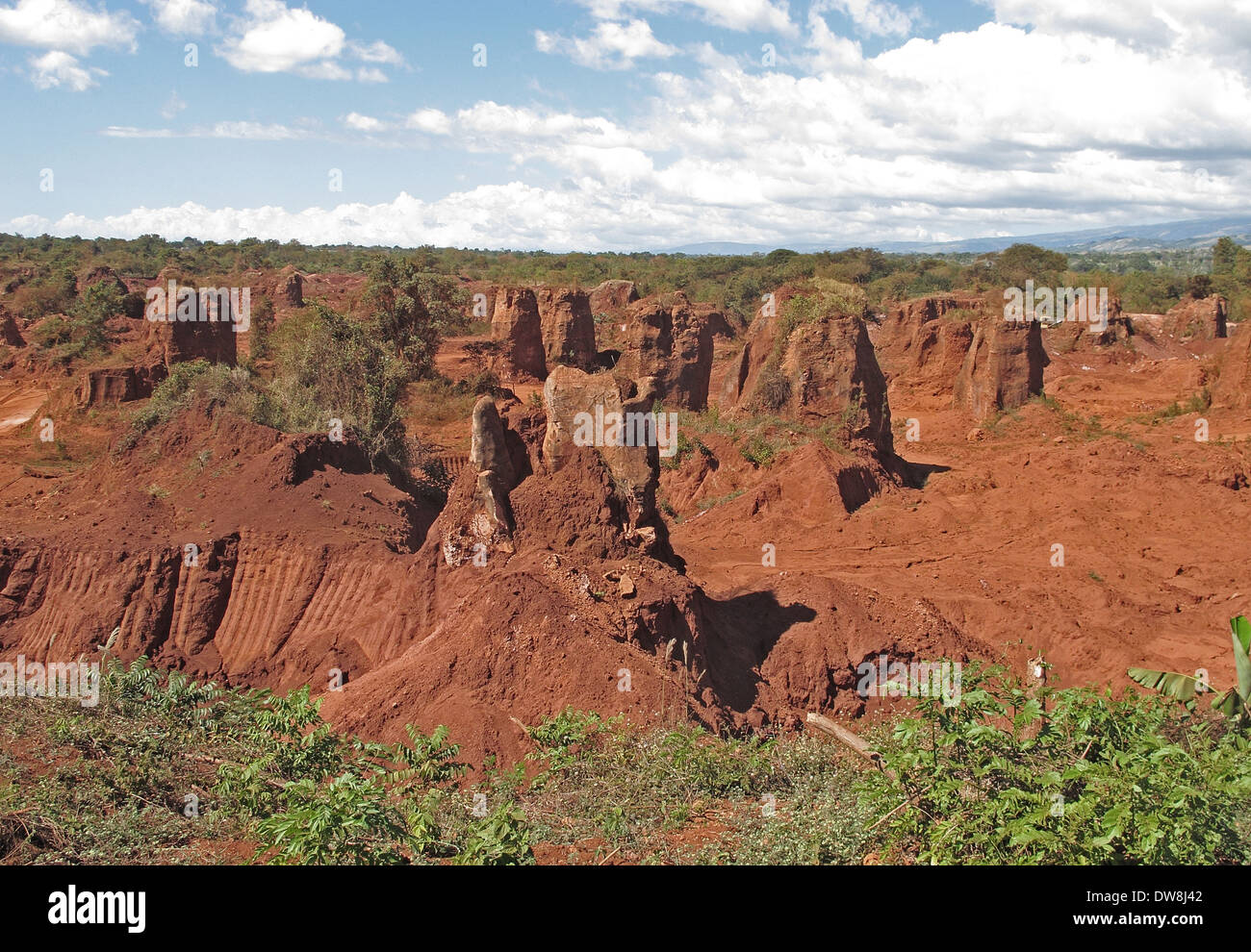 Bauxite Mining Stock Photos & Bauxite Mining Stock Images
