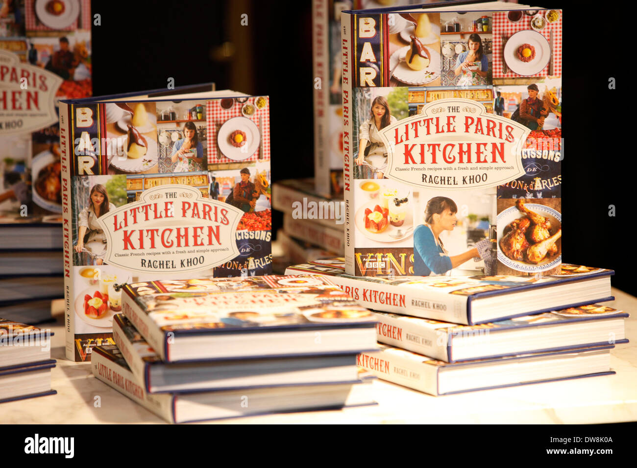 Rachel Khoo From The Hit BBC TV Series The Little Paris Kitchen