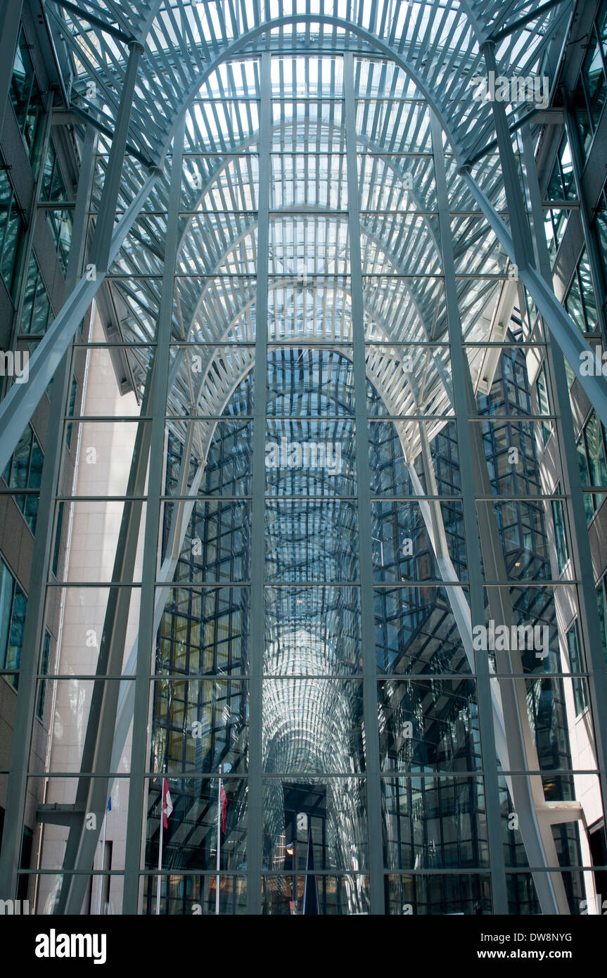 BCE(Brookfield) Place - Stock Image