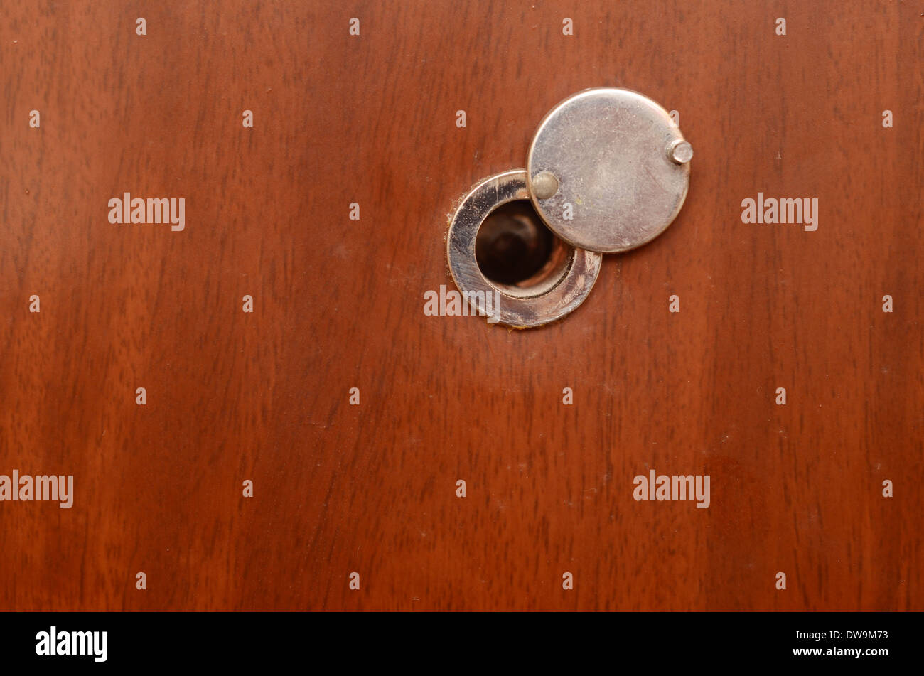 door peephole & door peephole Stock Photo: 67210951 - Alamy