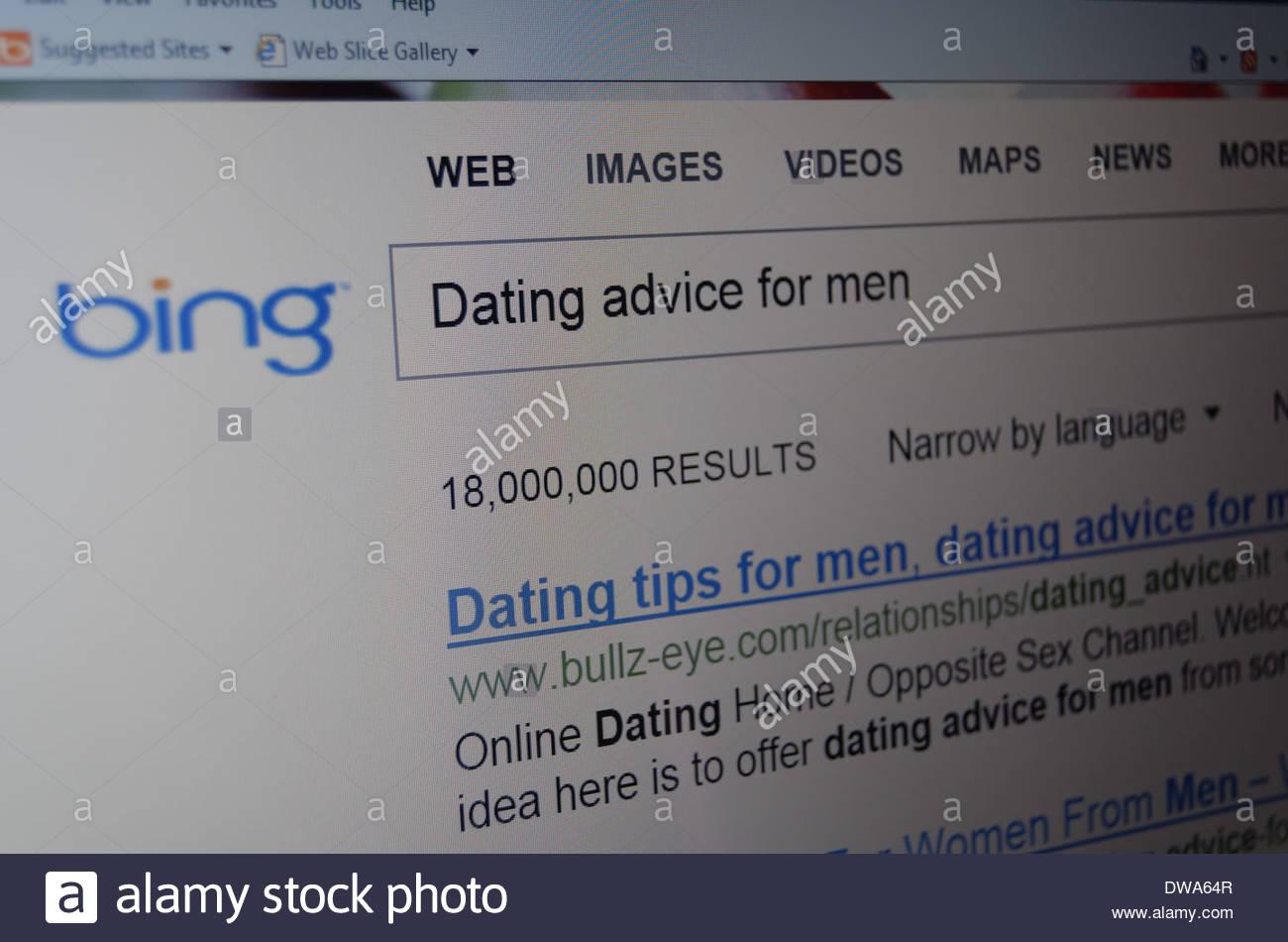 dating advice com