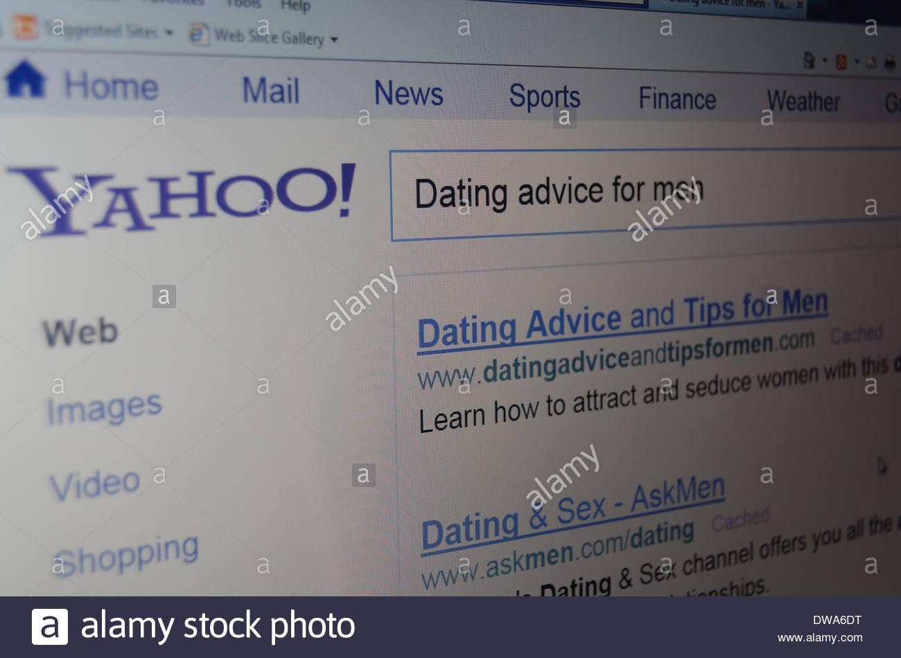 AskMen Internett dating