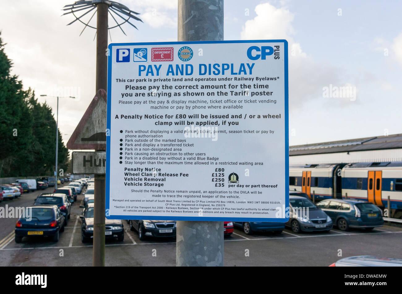 Boscombe Car Park